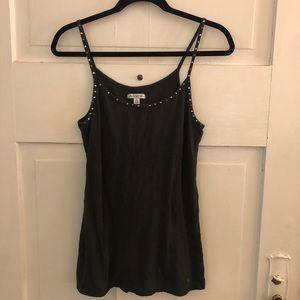 American Eagle Studded Tank Top
